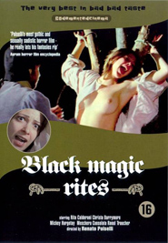 Black Magic Rites - cover
